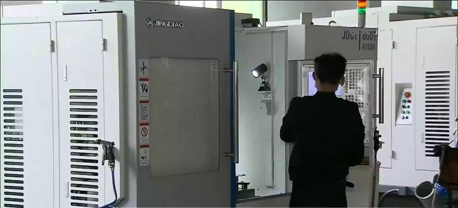 Shunhao CNC machines