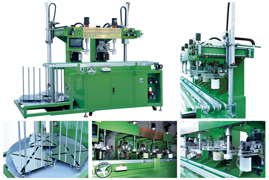 Melamine Crockery Auto Grinding Machine