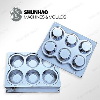 Melamine Crockery Compress Mould