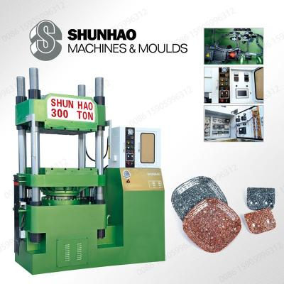 Automatic Tableware Moulding Machine