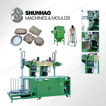 Auto Edge Grinding Machine