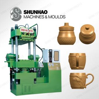 Melamine Molding Compound Plant Machine
