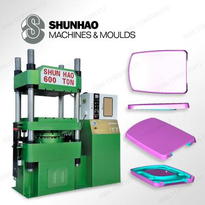 Uf Toilet Seat Lid Moulding Machine