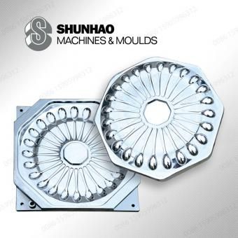 Melamine Soup Spoon Mould Supplier